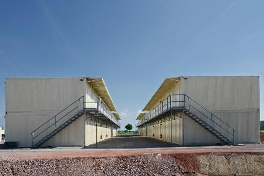 Mobile Raumsysteme: Corona-Schutz mit Mietcontainern