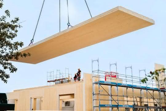 """Nachhaltigkeit: Züblin Timber wird Mitglied der Initiative """"Holz von Hier"""""""