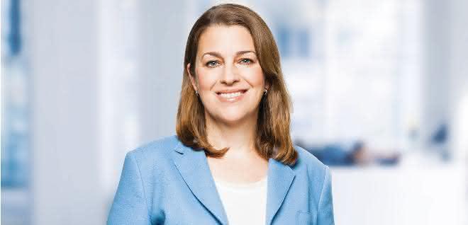 Christa Koenen wird Digital-Vorständin bei DB Schenker