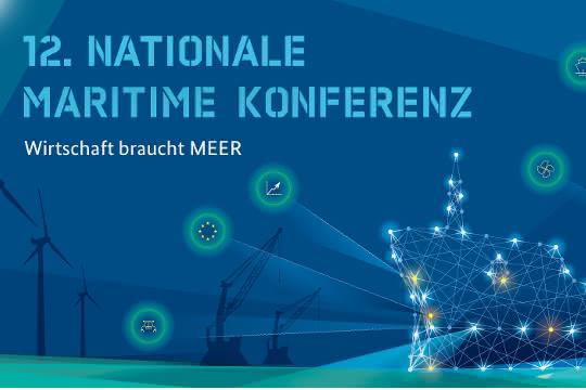 VDR setzt auf die Nationale Maritime Konferenz