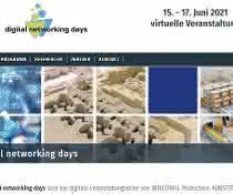 digital networking days - Das Programm steht