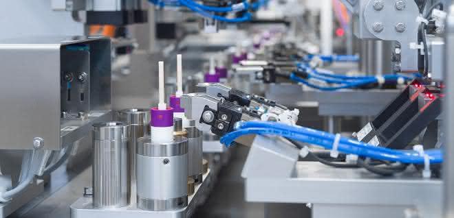 Prüf- und Produktionstechnik