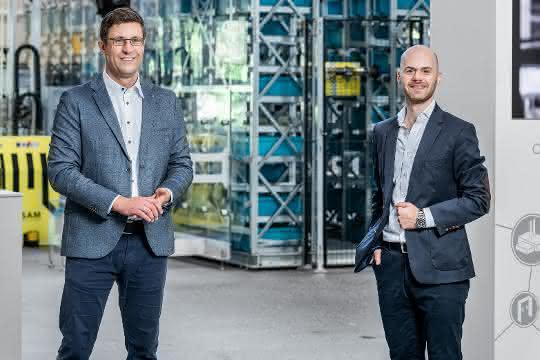 DB Schenker und Fraunhofer IML verlängern Forschungspartnerschaft