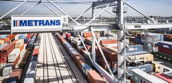 Metrans verdoppelt Zahl der Containerzüge auf der Neuen Seidenstraße