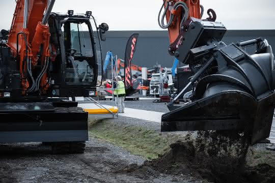 Coreum: Expo Kanalbau den ganzen Juni lang