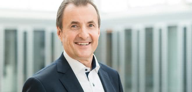 Zeppelin Konzern bestätigt Peter Schrader als Geschäftsführer