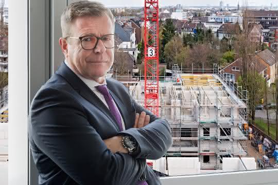 Neuer Direktor Strategische Unternehmensentwicklung und HR bei ERBUD