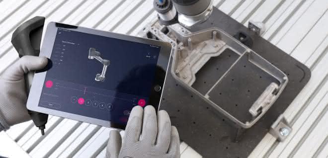 Industrie-PC: Roboter-Teaching ohne Programmieren