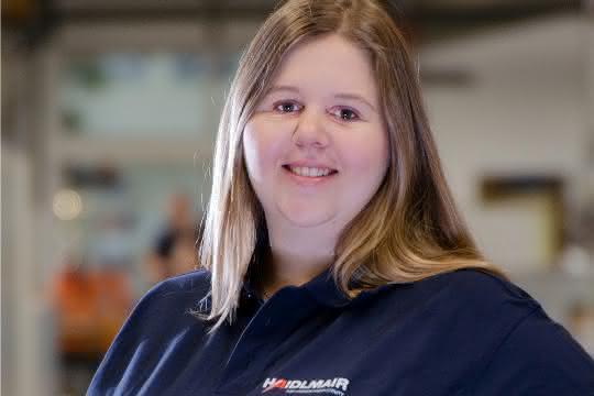 Sara Furtner ist Application Engineer for Computed Tomography bei Haidlmair
