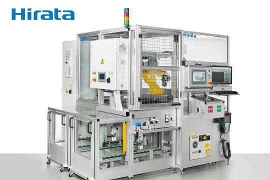 Automatisierte Be- und Entladung unterschiedlicher Werkzeugmaschinentypen