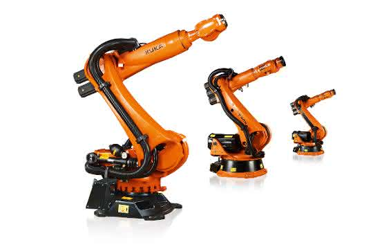 Roboter in drei Kategorien
