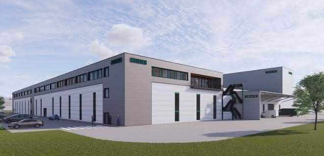 viastore erhält Auftrag für neues Logistikzentrum von Netzsch Pumpen & Systeme