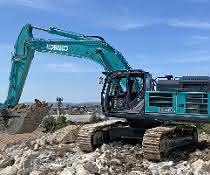 Kobelco erweitert Angebot in der 50 Tonnen Klasse