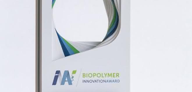 Biopolymer Innovation Award