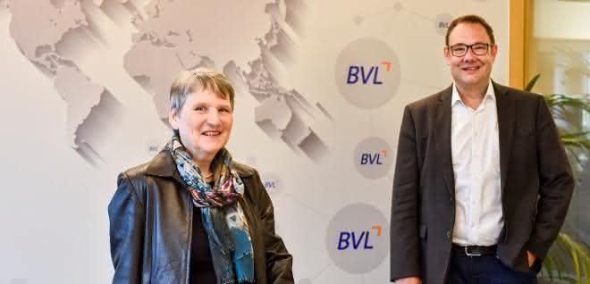 Stabwechsel bei der BVL: Christian Stamerjohanns folgt auf Ulrike Grünrock-Kern