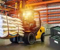 Traktionsbatterien für schwere Lasten