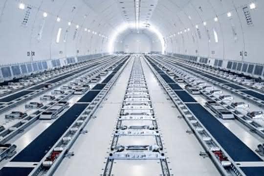 Eine weitere Boeing 777F: Eine neue Boeing für Lufthansa Cargo