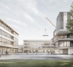 Visualisierung Campusplatz