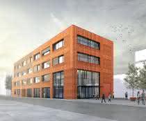Visualisierung Gebäude