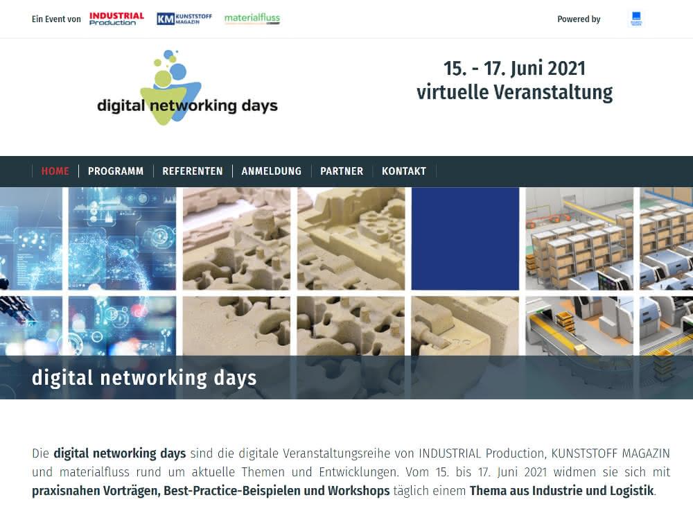 digital networking days 2021
