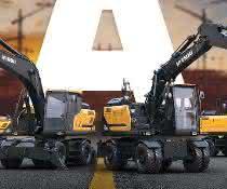 Neue A-Serie vorgestellt: Hyundai Construction Equipment launcht neue Mobilbagger