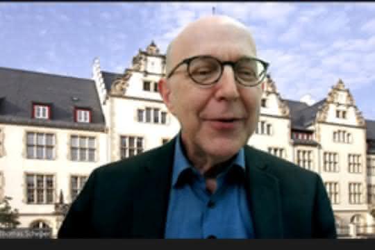 Prof. Dr. Thomas Scheper (r.)