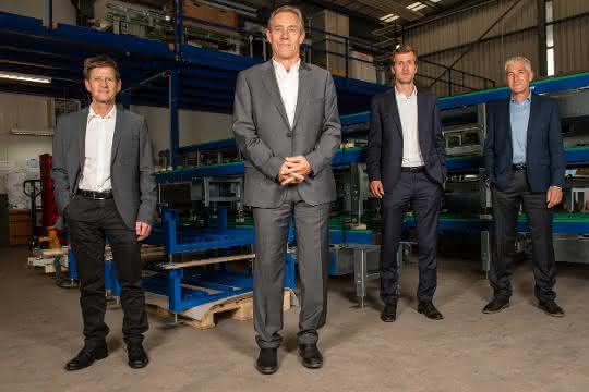 Gilgen Logistics komplettiert die Geschäftsleitung