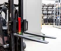 Nachrüst-Lasersystem zum Anvisieren von Ladungsträgern