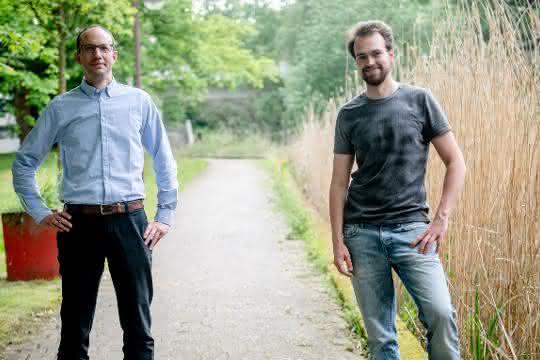 Andreas Reiner und Robin Herbrechter