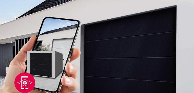 Augmented Reality-3D-Lösung (AR) macht Produkte erlebbar