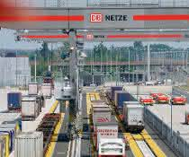 Neuer Güterbahnhof spart 250.000 Lkw-Fahrten: MegaHub Lehrte gestartet