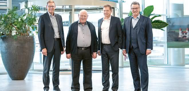 Unternehmensführung Schubert