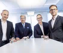 Stabwechsel bei Trilux: Hubertus Volmert übernimmt Führung von Michael Huber