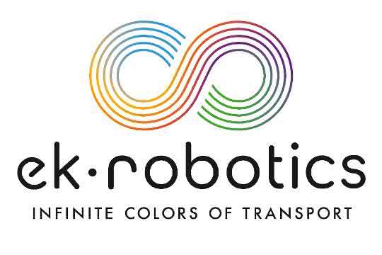 Umfirmierung: Aus EK Automation wird EK Robotics