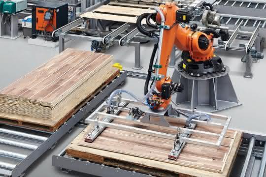 Förder- & Hebetechnik: Eurotech: Vakuum-Alleskönner