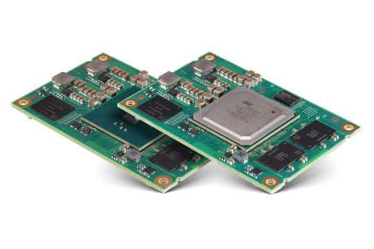 CPU-Modul TQMaRZG2x
