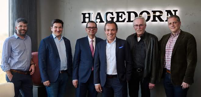 Kooperation: Hagedorn und Stave schließen sich zusammen