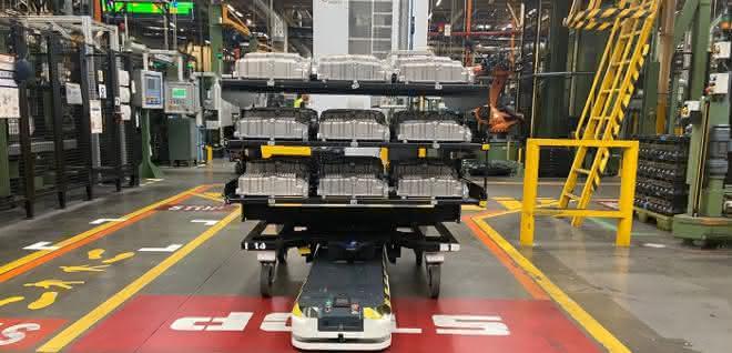 ASTI Mobile Robotics unterstützt Ford