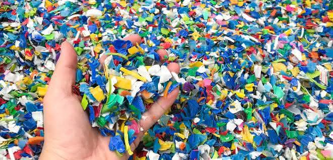 Recycling-Effizienzsteigern