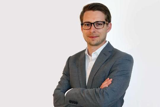 Dominic Crimp neuer COO im Hub Northern Europe von TGW