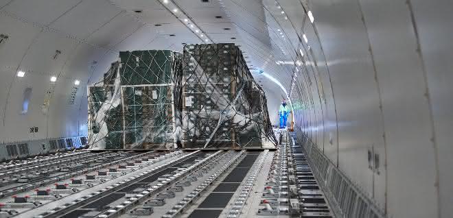 Lufthansa Cargo setzt zu Frachtern umgebaute Airbus A321 ein