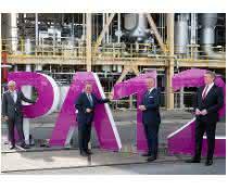 Einweihung der neuen Polyamid-12-Anlage