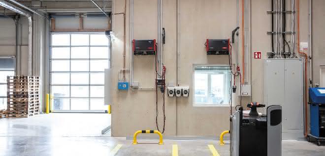 Fronius-Batterieladetechnik jetzt mit fünf Jahren Produktgewährleistung