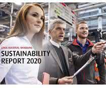 Linde Material Handling stellt Nachhaltigkeitsbericht vor