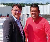 Neuer Geschäftsführer der Rodgauer Baustoffwerke