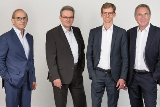 Managementteam von Isra Vision