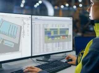 SSI Schäfer Software Wamas im 2021 Gartner Magic Quadrant gelistet