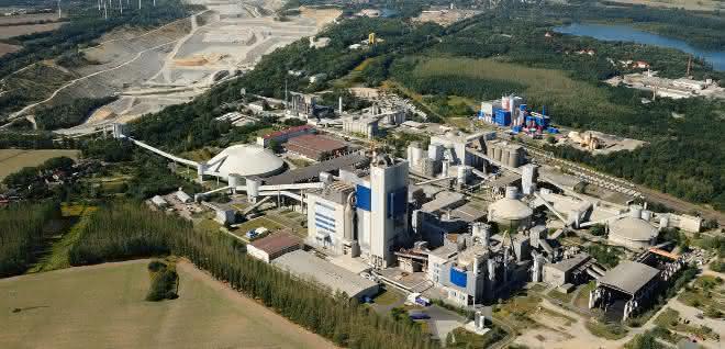 Pilotprojekt: Klimaneutral Zement produzieren