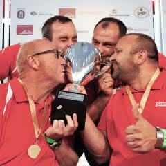 StaplerCup 2021: Continental verlängert die Partnerschaft