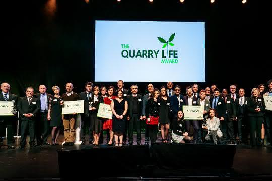 Biodiversitätswettbewerb: HeidelbergCement startet fünfte Runde des Quarry Life Award